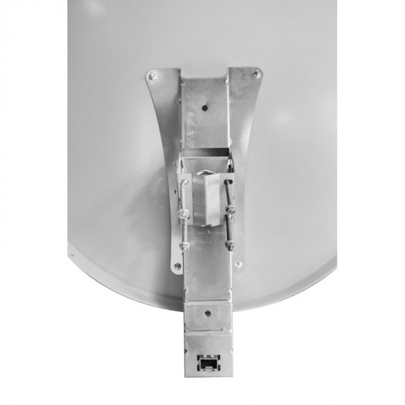 Assiette Parabole Satellite Pleine Galvanisé 100CM