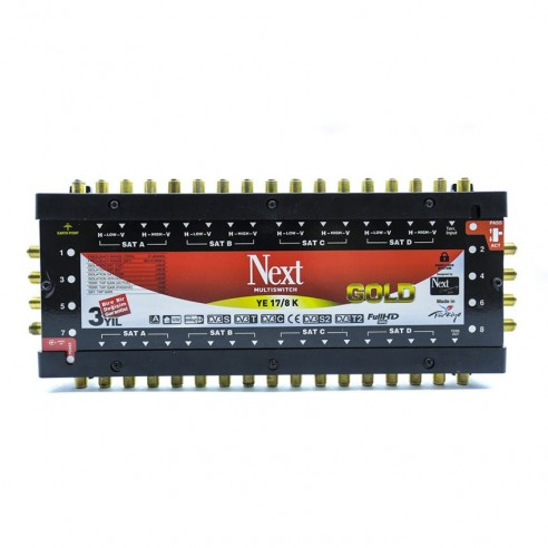 Multi-switch - 17 08 - Cascadable