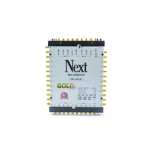 Multi-switch - 10 24 - Cascadable